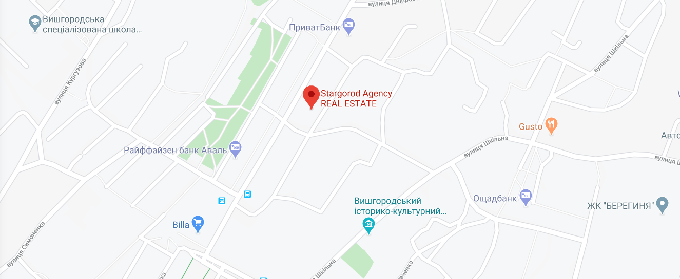 вышгород агентство недвижимости старгород