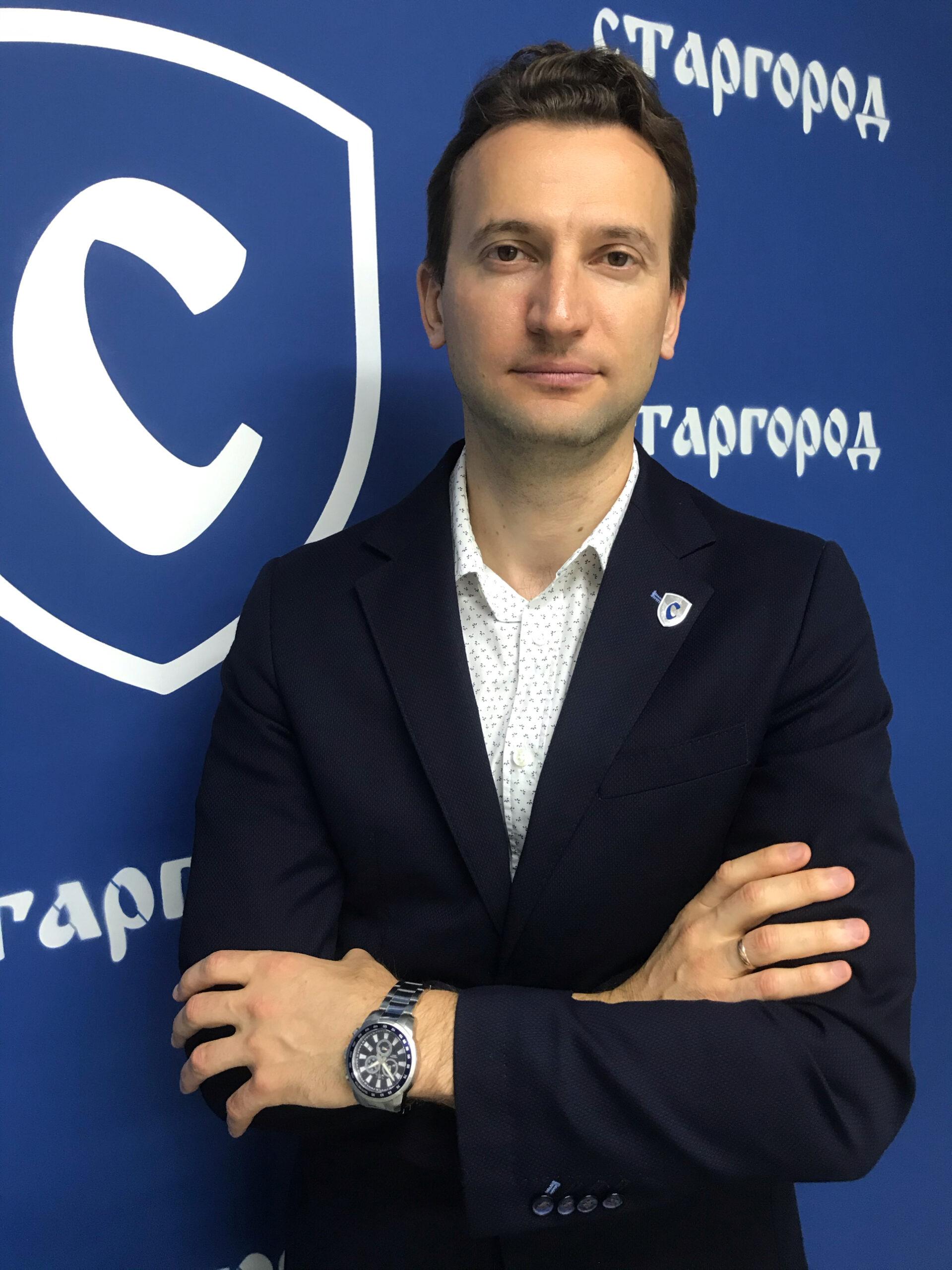 Александр Крыкницкий