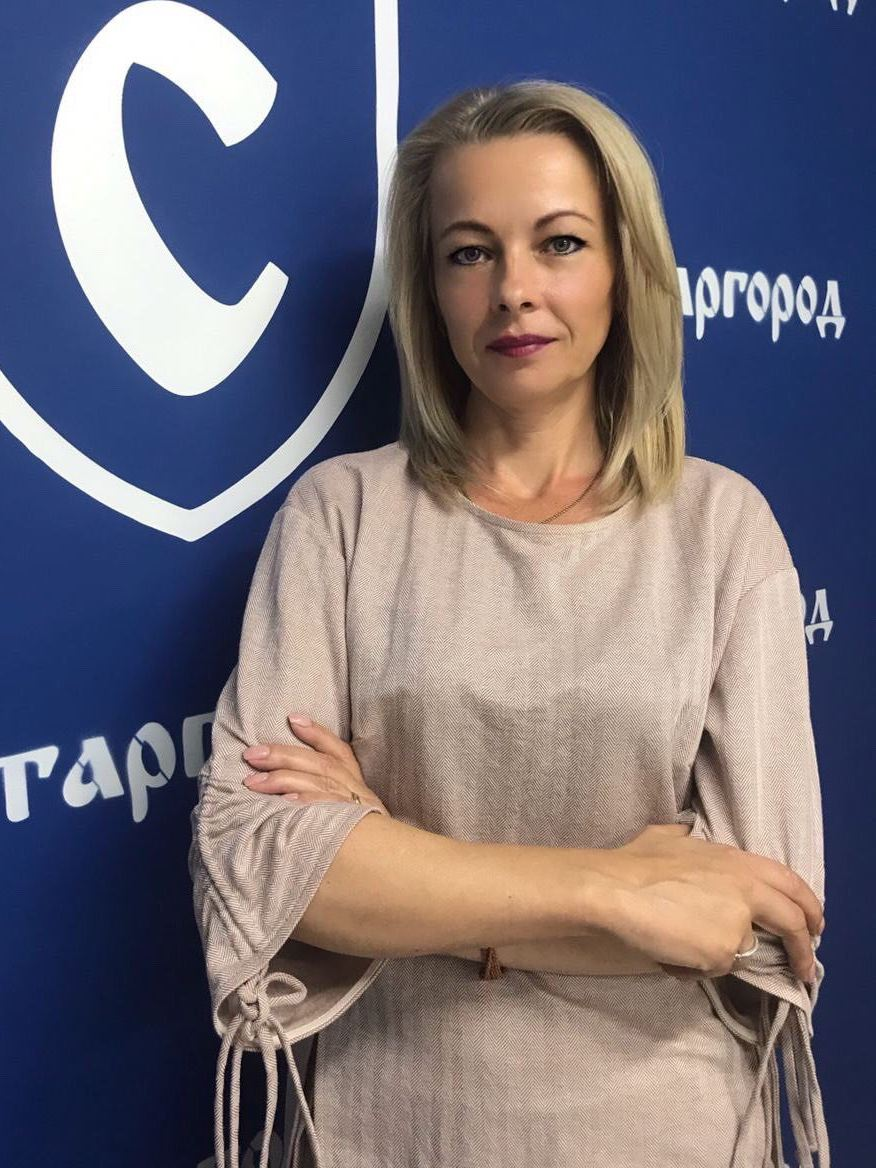 Людмила Блажевская